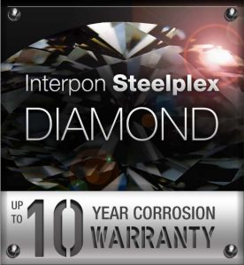 INTERPON Steelplex Diamond 10